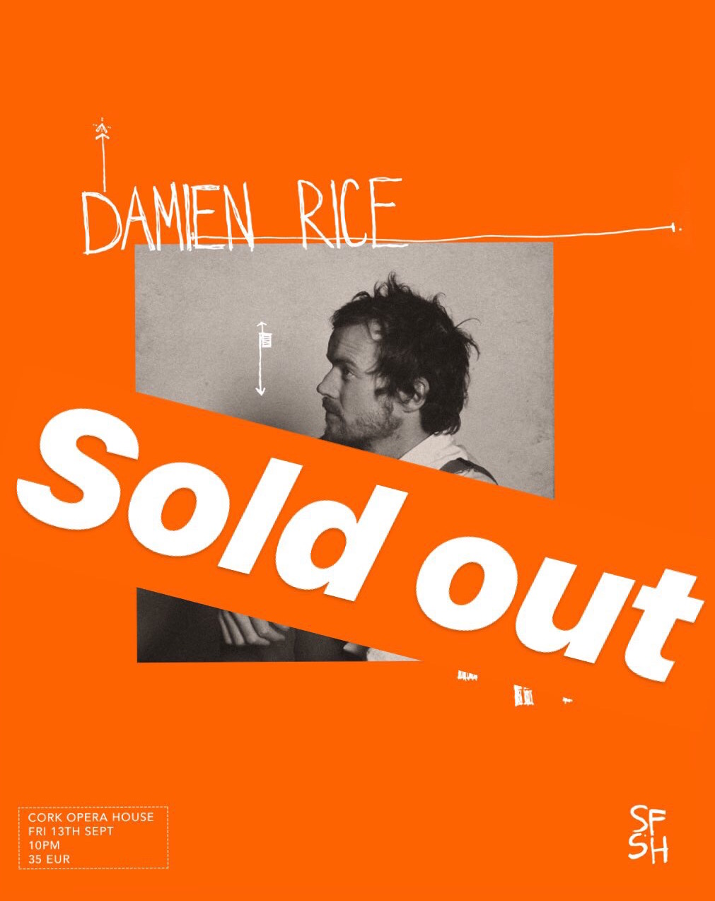 Damien Rice Official Website - Music, Tour, News, Community